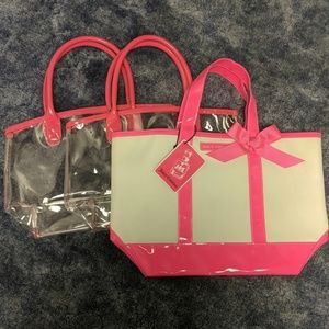 Juicy Couture hand bags